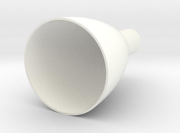 Orion SM SPS Engine 1:32 in White Processed Versatile Plastic