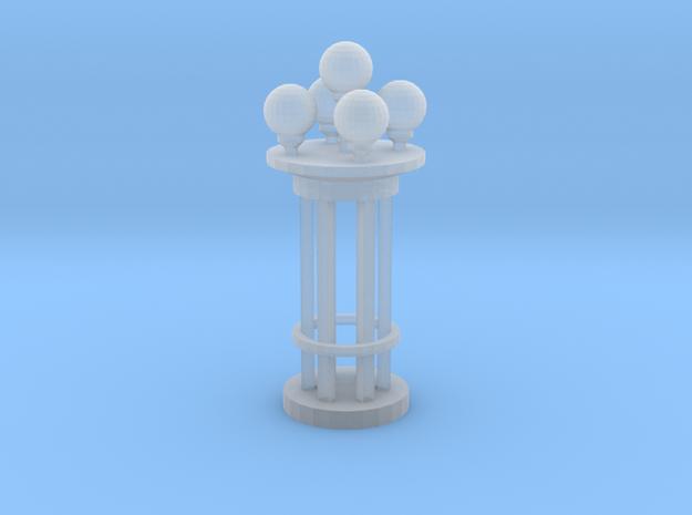 James S Bridge Lamp in Smooth Fine Detail Plastic