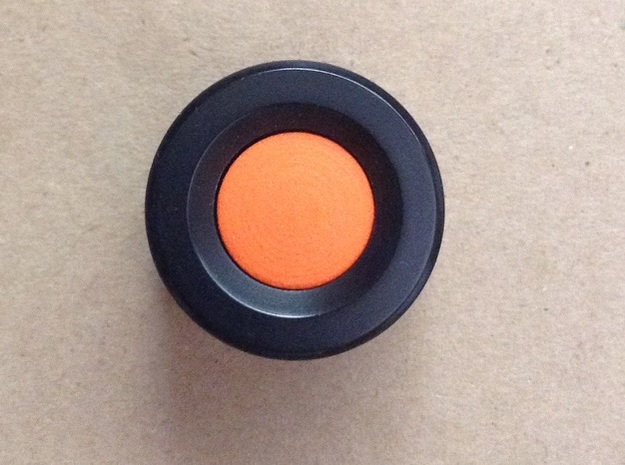 Autofocus Button for Elmo tt-02* Document Camera in Orange Processed Versatile Plastic