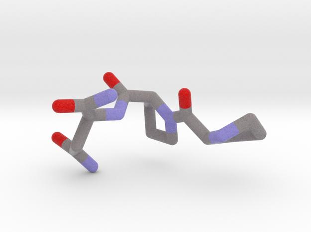 Tripeptide H-dPro-Pro-Asn-NH2