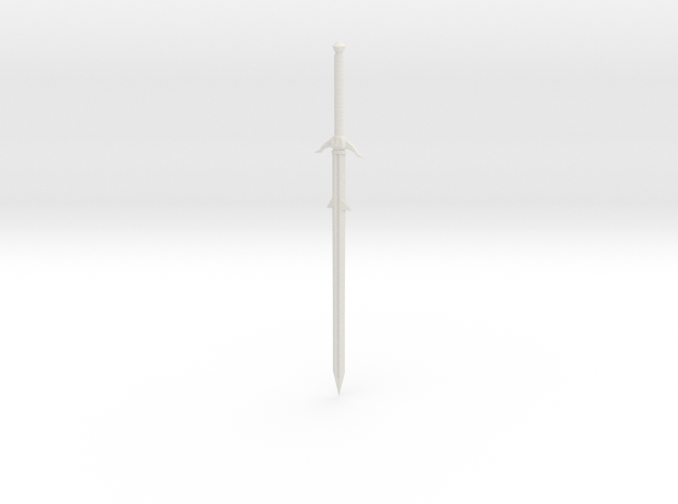 Broadsword 1 3d printed
