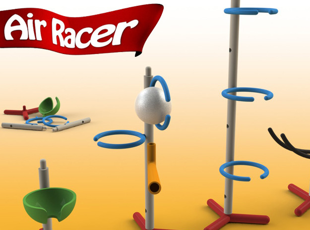 Air Racer - Stand 3d printed