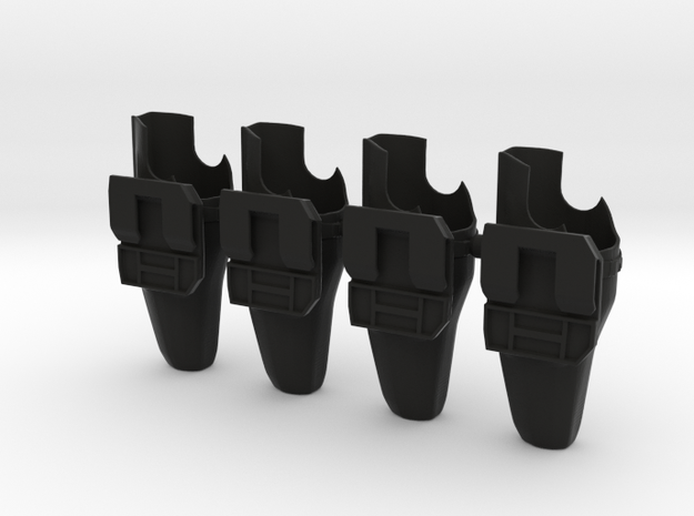 Alien Blaster Holsters (1:6 Scale) 4 Pack