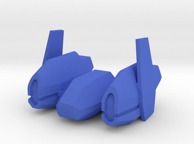 ASREV Mk IV in Blue Processed Versatile Plastic