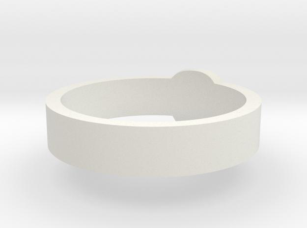 Model-7f9491b555367519058790868c01c940 in White Natural Versatile Plastic