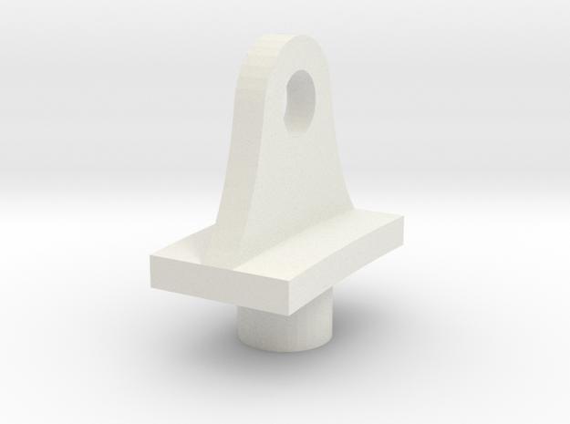 0c1 in White Natural Versatile Plastic
