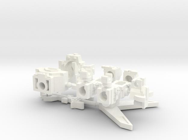 Big Cat Robot Deluxe Upgrade Set 3d printed