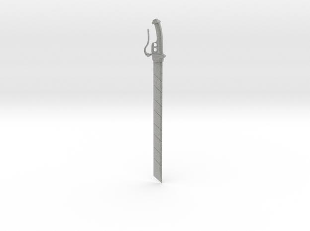 Titan blade 3d printed