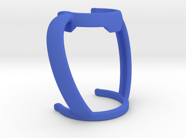 Bottle Handles for Dr. Brown's Natural Flow in Blue Strong & Flexible Polished