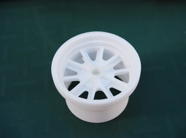 Cobra - Mustang Wheels And Tires in White Natural Versatile Plastic