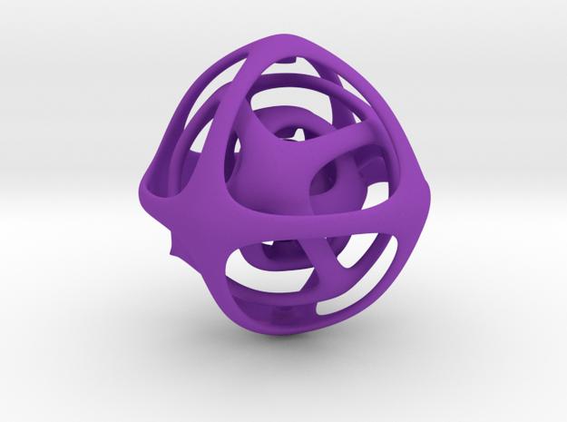 Gyro Sphere 3d printed