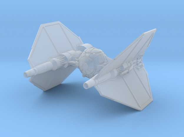 TIE Invader for X-wing TMG in Smooth Fine Detail Plastic