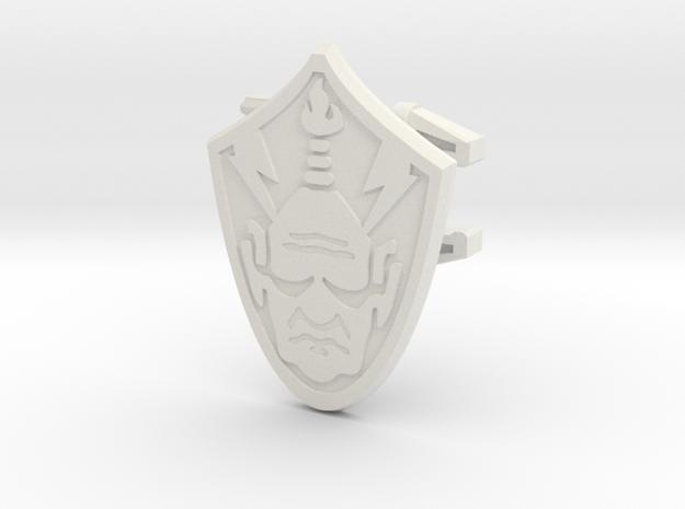 Baltard Shield - 4mm MOTU Scale