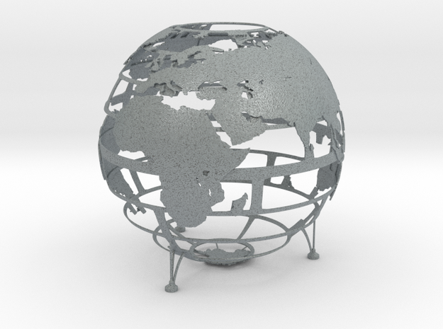 Empty Earth 3d printed