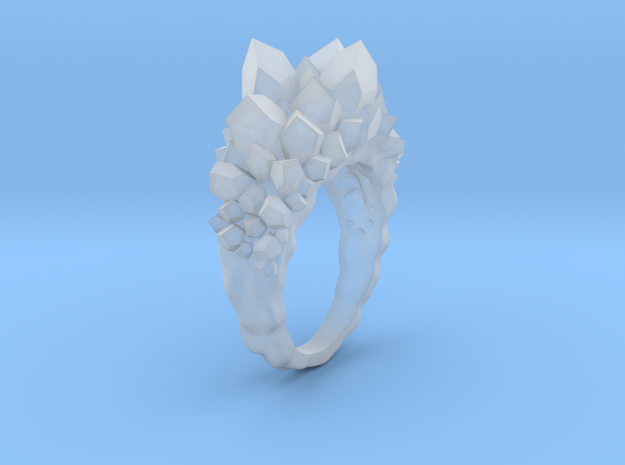 Crystal Ring Size 7.5