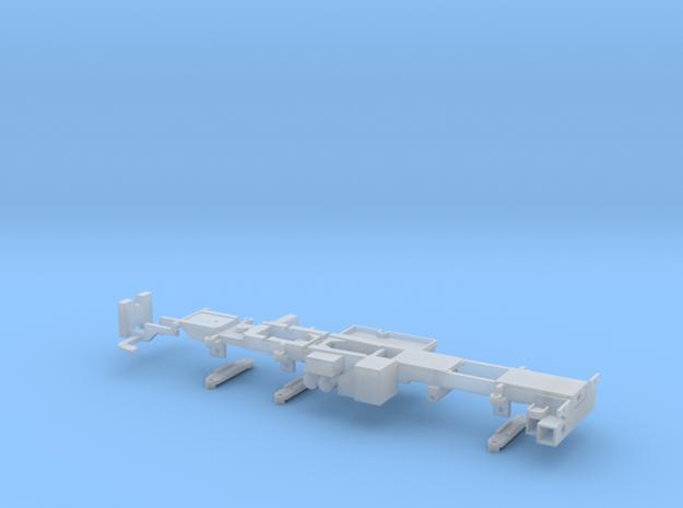 P 150-6 Fahrgestell Man 8x2 für Ladekran 150mt in Smooth Fine Detail Plastic