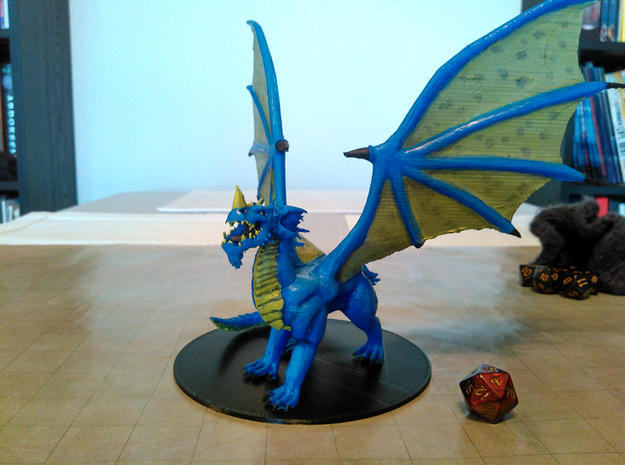 Blue Dragon (Updated)