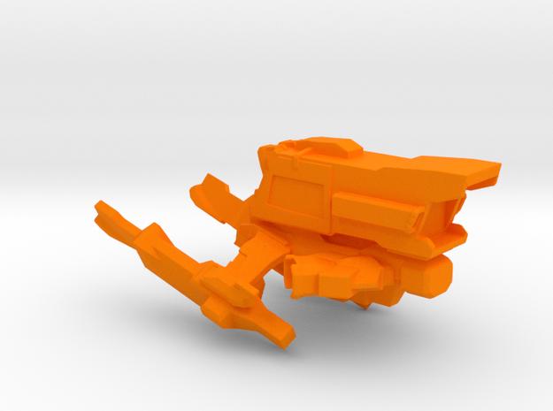 Interplanetary Tiger Spaceship