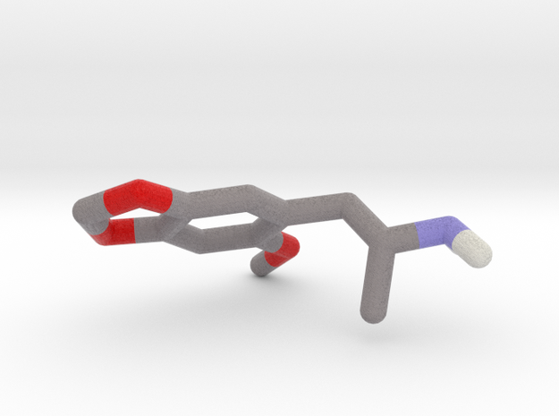 MMDA 2(2-methoxy-4,5-methylendioxy-amphetamine) in Full Color Sandstone