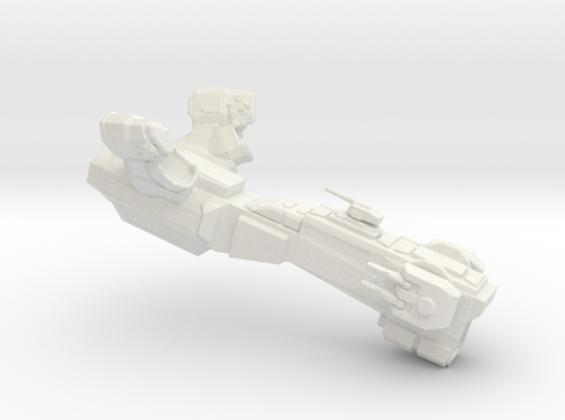 Epic Infiltrator in White Natural Versatile Plastic