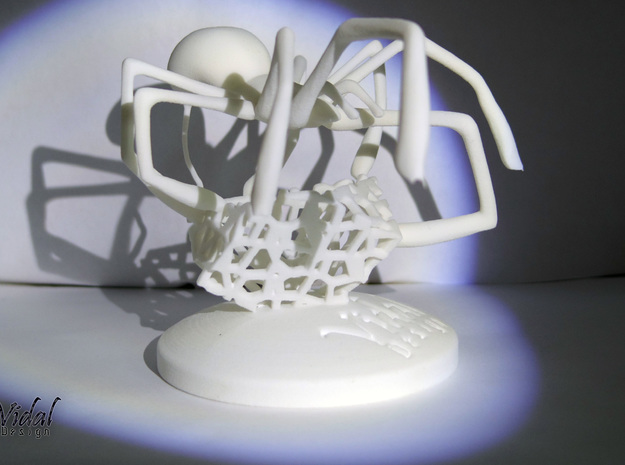 My New 3D Logo 3d printed