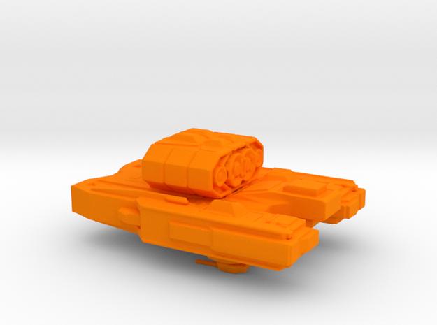 Slipstream Interficos in Orange Processed Versatile Plastic