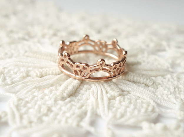 Lace Wrap Ring - Size 6.5