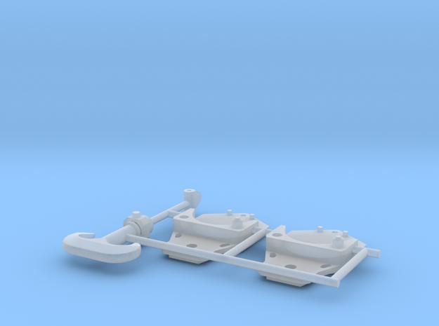 GOTTWALD Amk306 hook block in Smooth Fine Detail Plastic