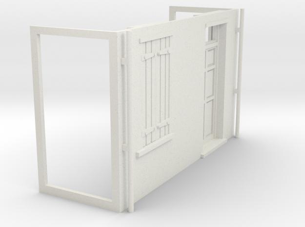 Z-87-lr-house-rend-tp3-rd-bg-sc-1 in White Natural Versatile Plastic