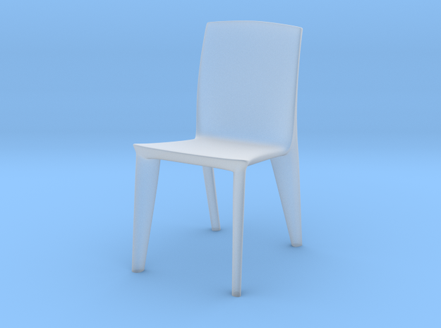 1:24 Dagger Chair 4 (Not Full Size) 3d printed