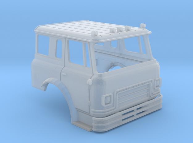 HO-Scale Cargostar Ext Cab