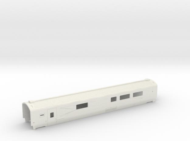 Caisse Eurostar BAR HO in White Natural Versatile Plastic