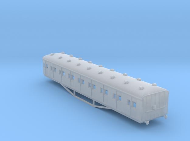 NTT3 - VR Tait T - Ellip Roof Blnk Win (415T/62G) in Smooth Fine Detail Plastic
