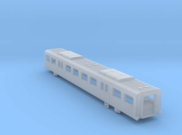 NST1 - Melbourne Metro Siemens - T Car in Smooth Fine Detail Plastic