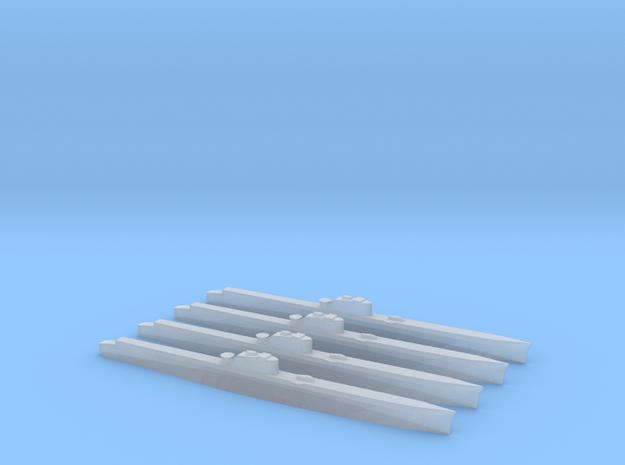 Saphir class (1/2400) x4