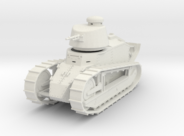PV06 Renault FT MG Cast Turret (28mm) 3d printed