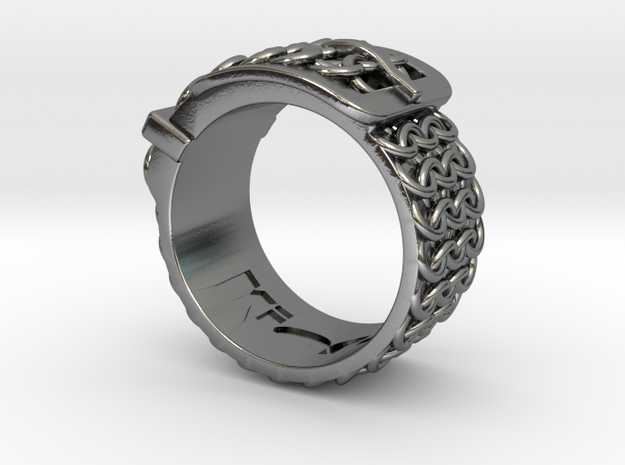 BELT ring 3d printed