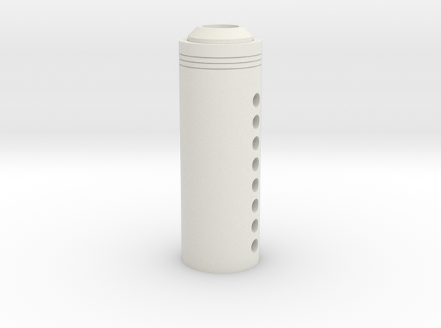 LPA NN-14 Barrel One Piece in White Natural Versatile Plastic