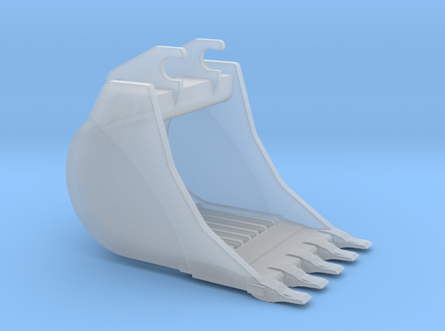 336 E Skeleton Bucket in Smooth Fine Detail Plastic