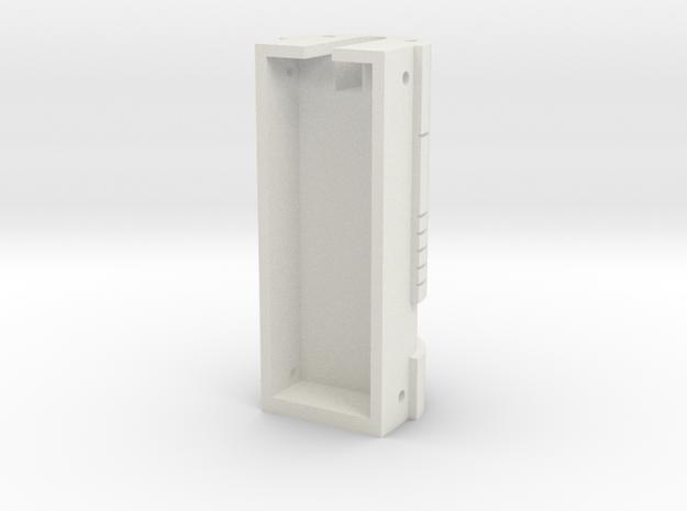 LPA NN-14 Top in White Natural Versatile Plastic