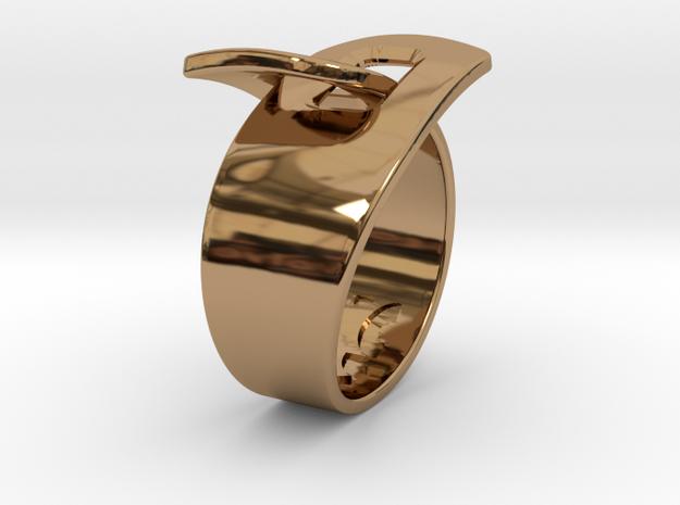 LOOP ring 3d printed