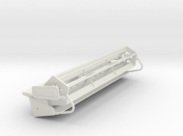 R52/R50 20 Ft Rigid in White Natural Versatile Plastic