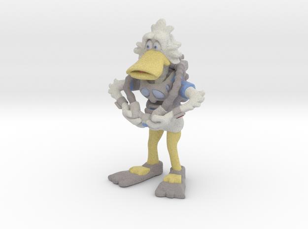 Duck in Full Color Sandstone