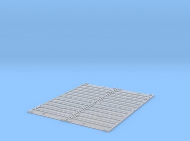 TT Scale 8' Pullman Doors