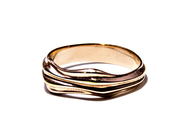 no.60 in 14K Yellow Gold: 5 / 49