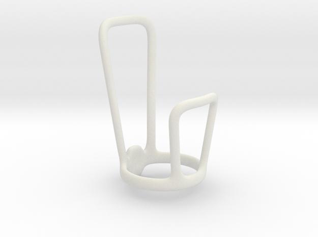 Finger splint US Ring  Size 12 in White Natural Versatile Plastic