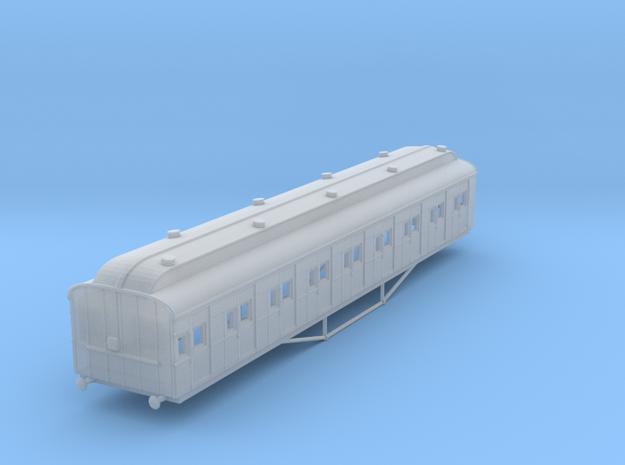 TT2 VR Tait T - Cler Roof Blnk Win (337T/1G) in Smooth Fine Detail Plastic