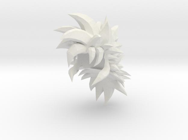 Custom Goku SSj4 (XV) Inspired Lego