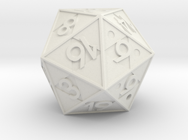 Triforce D20