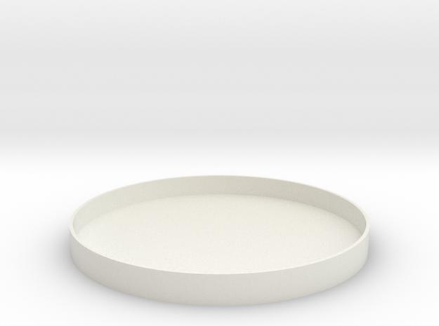 Dust Cover for Volcano Vaporizer in White Natural Versatile Plastic